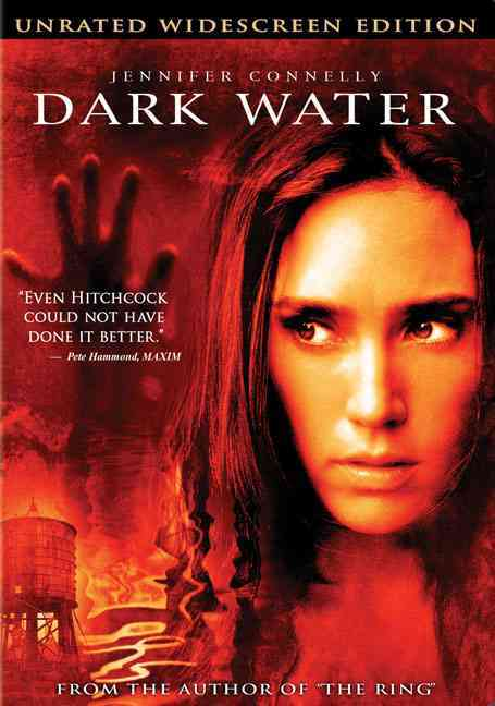 DARK WATER BY CONNELLY,JENNIFER (DVD)